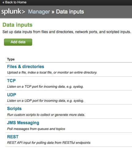 Getting data from your REST APIs into Splunk