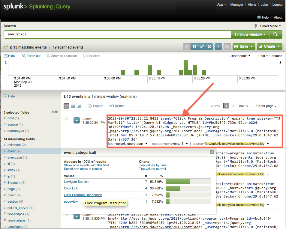 Still using 3rd party web analytics providers? Build your own using