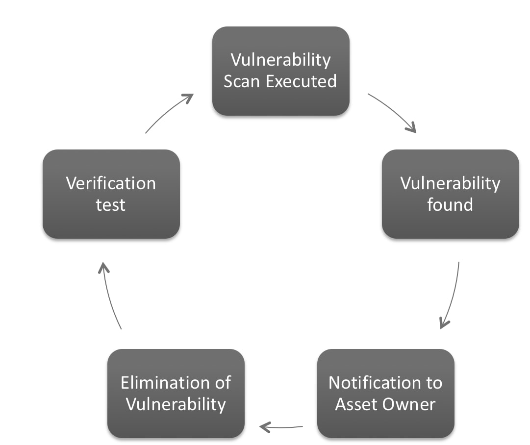 Vulnerability Scan Proccess