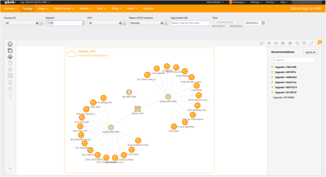 Play Ball with the Splunk App for AWS 4 2!