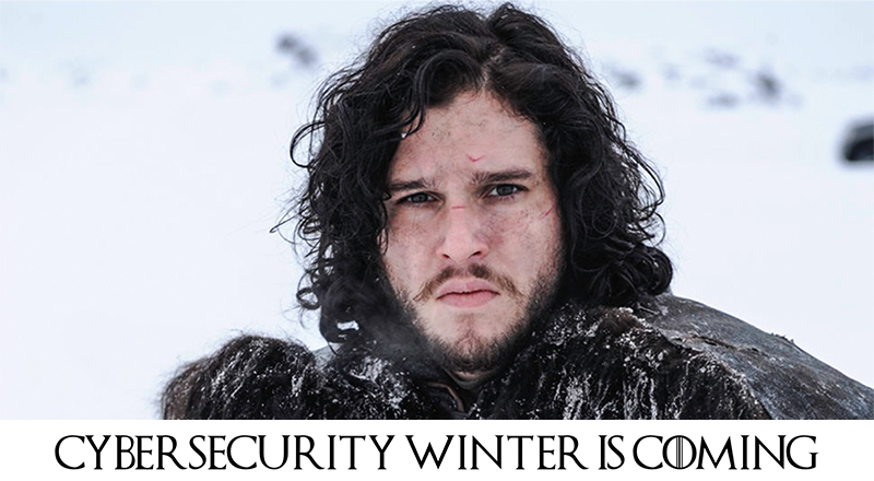 Cybersecurity winter is coming