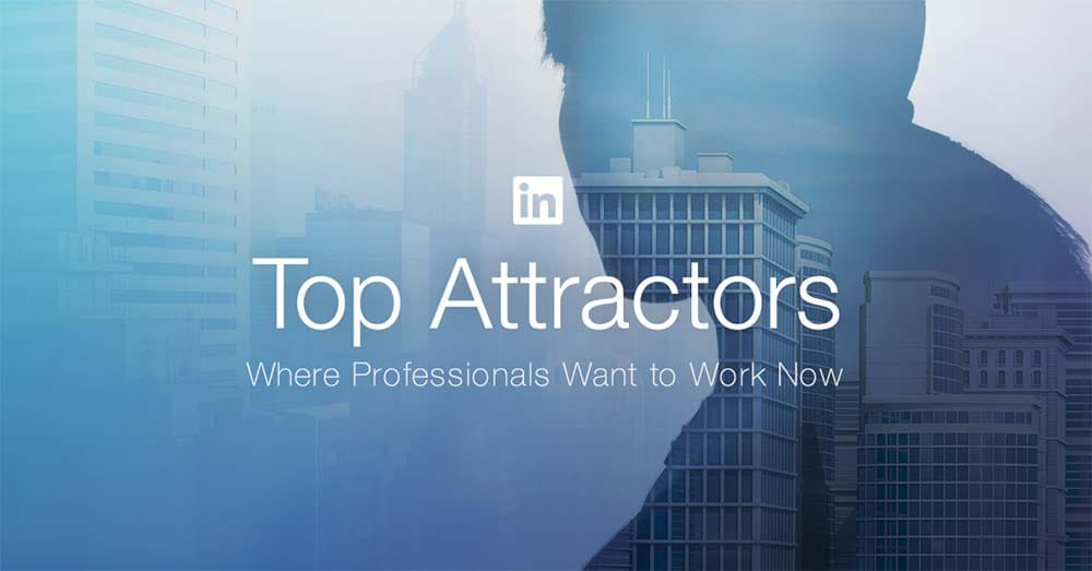 LinkedIn Top Attractors banner