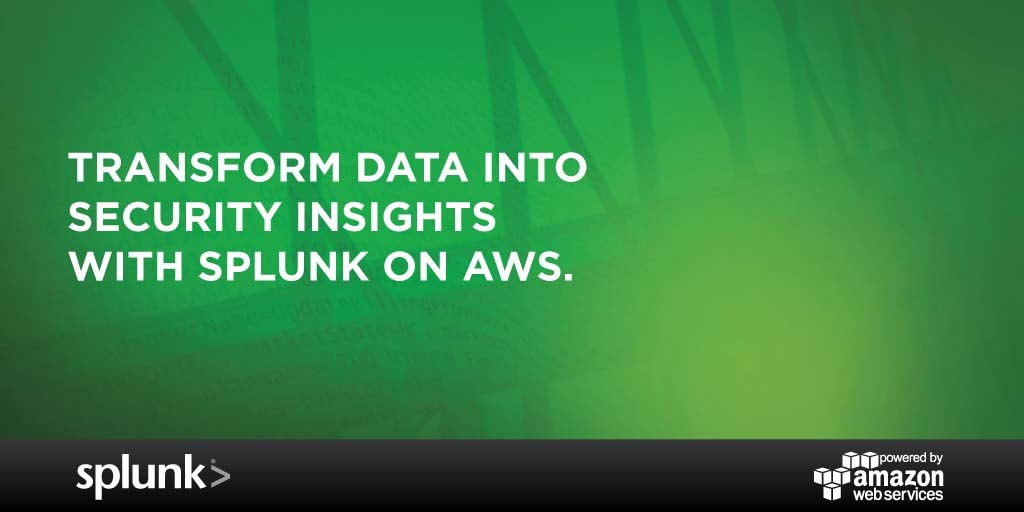 Splunk AWS Data Security Insights