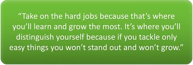 quote Angie Messer hard jobs