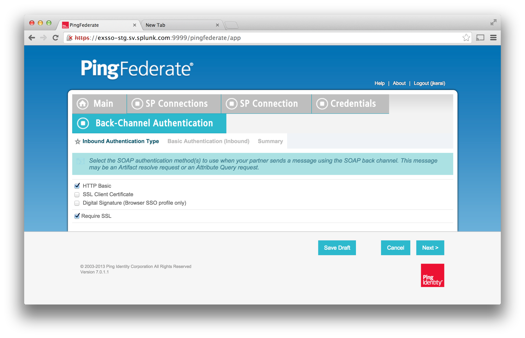 Configuring pingidentity pingfederate ping security assertion 26 1betcityfo Choice Image