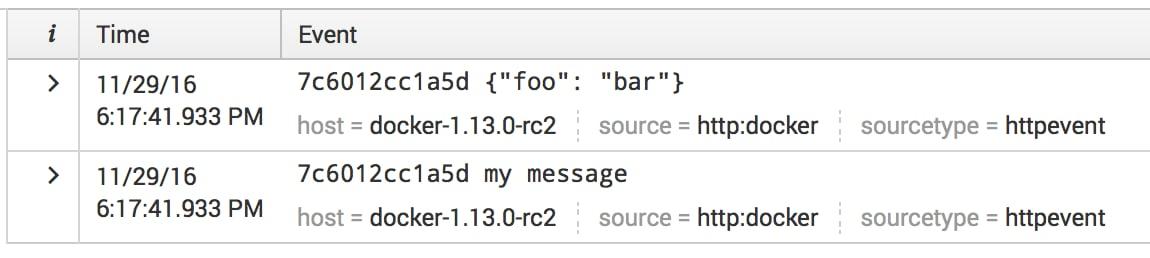 Docker raw format software