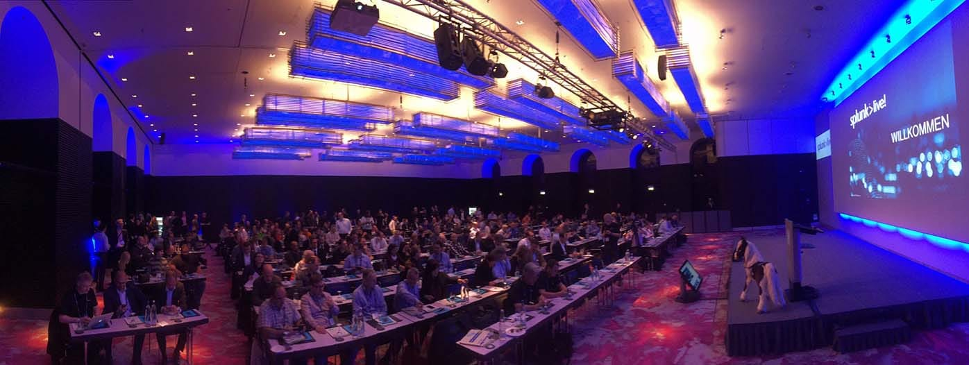 splunklive 2017 stage crowd panorama