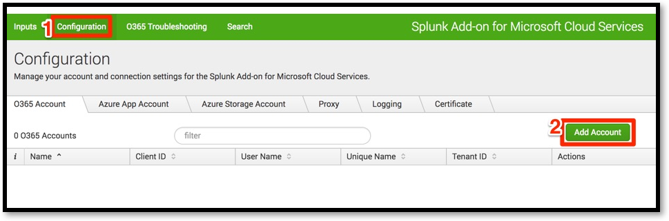 Splunking Microsoft Cloud Data: Part 1