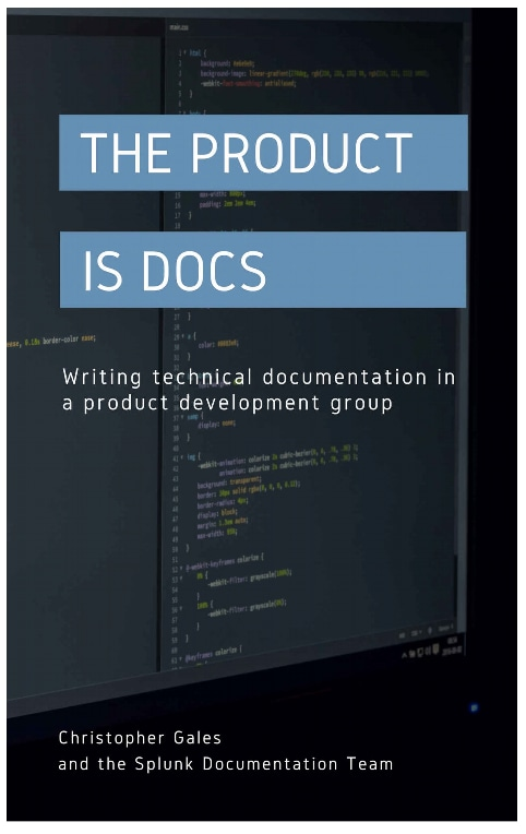 The Product is Docs