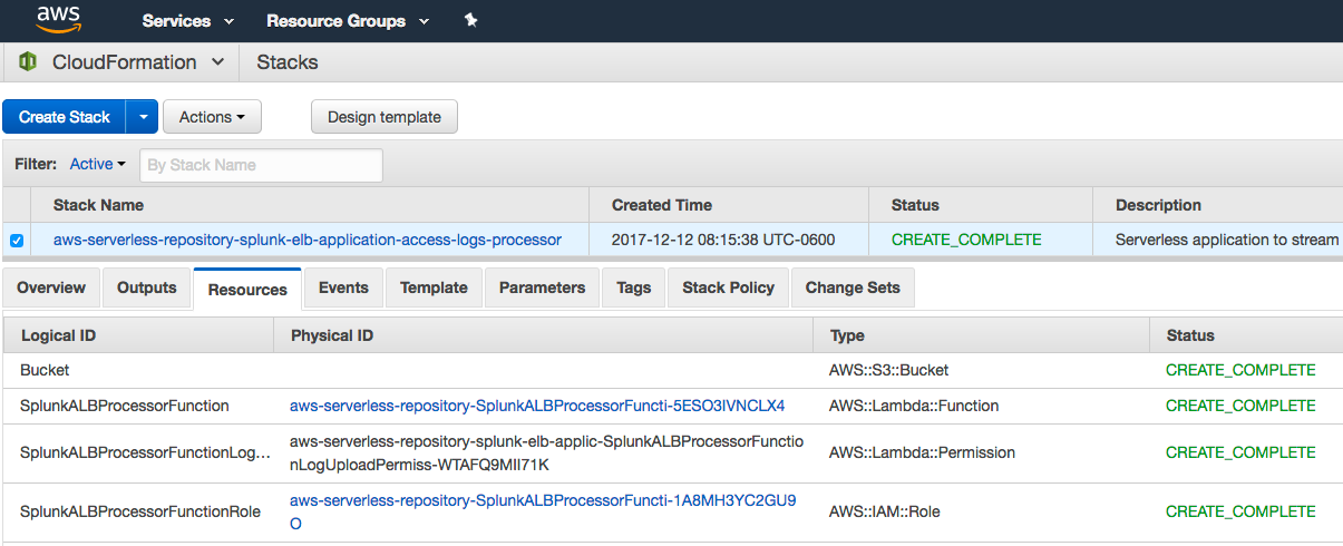 Introducing Splunk AWS Serverless Apps