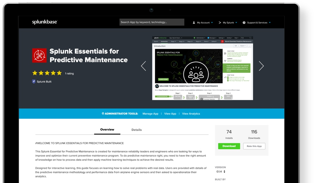Applying Machine Learning to Maintenance Operations