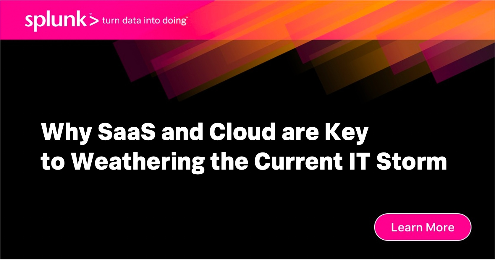 Why SaaS and Cloud are Key to Weathering the Current iT Storm