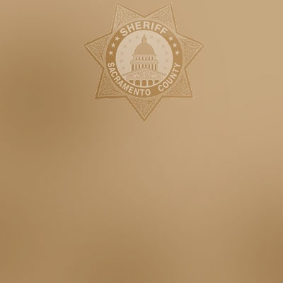 sacramento country sheriff dept