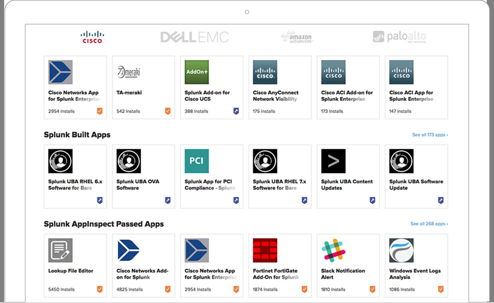 Product Features | Splunk Enterprise