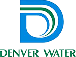 logotipo de denver water