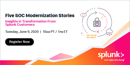 SOC Modernization Insights in Transformation