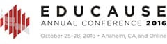 Educause Conference Logo