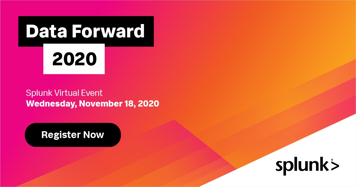 Data Forward 2020
