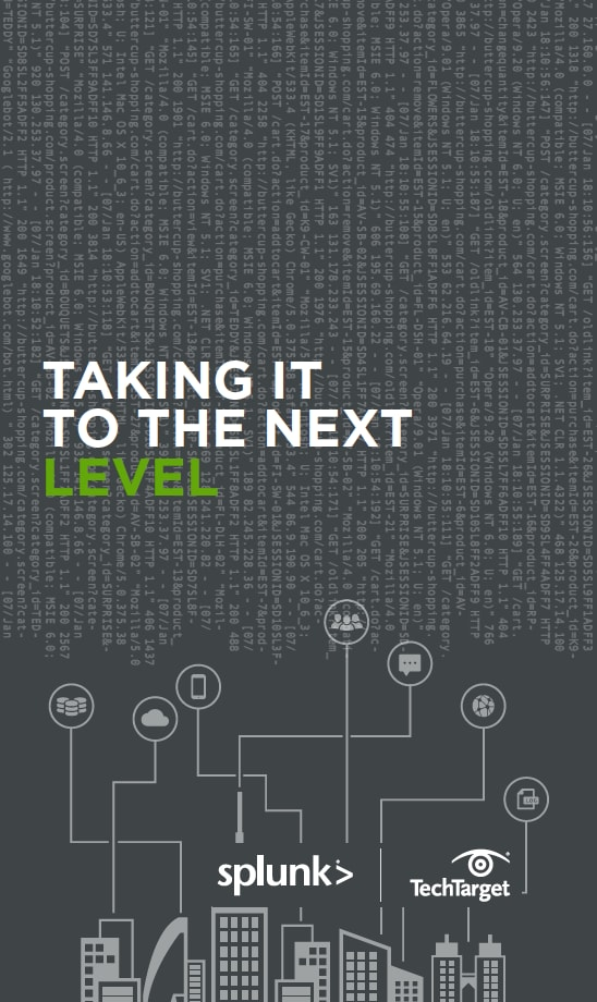 Taking it to the next level e book splunk digital transformation has taken hold across industries and in this new era of service delivery it must shift its position approach and even technology fandeluxe Gallery