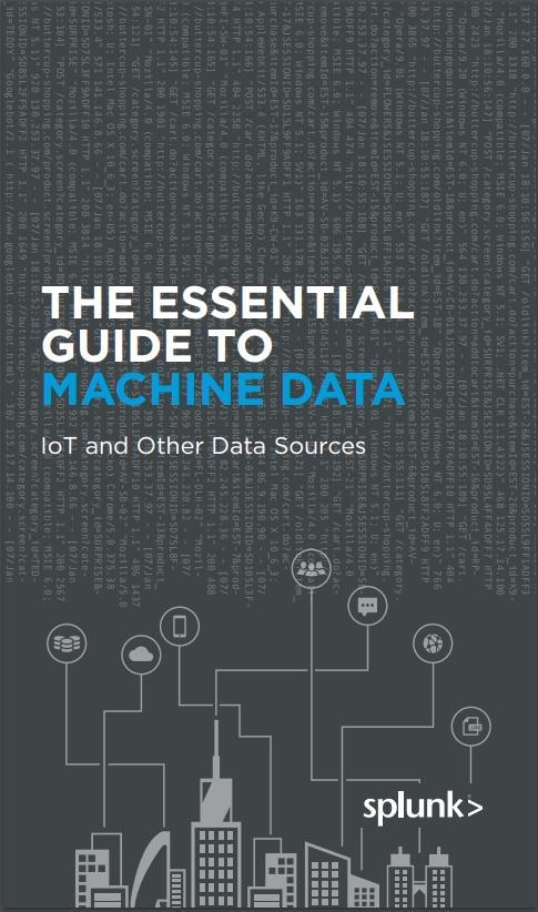 Ebook essential guide to machine data iot other data sources machine data is one of the most underused and undervalued assets of any organization yet it contains powerful business and operational insights that can fandeluxe Images