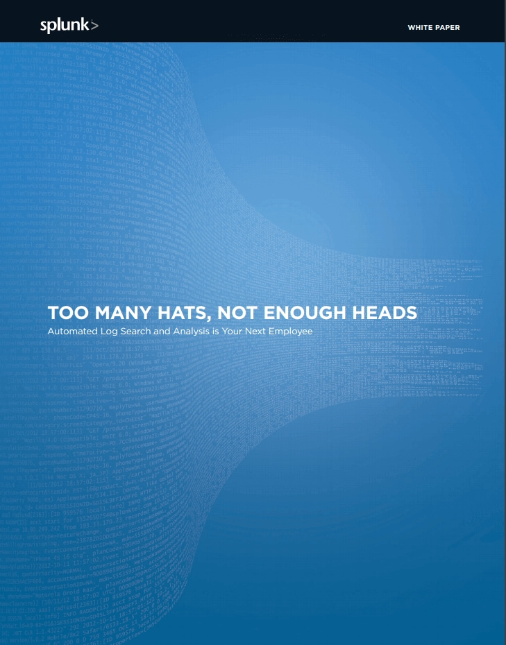 Too Many Hats, Not Enough Heads: Automated Log Search and